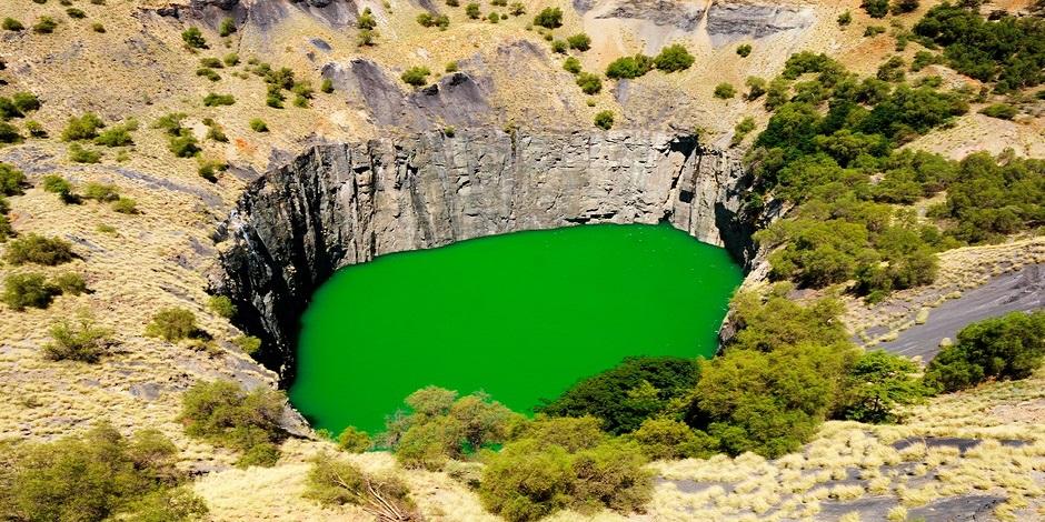 Mine de Kimberley