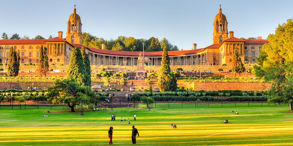 Union Buildings de Pretoria
