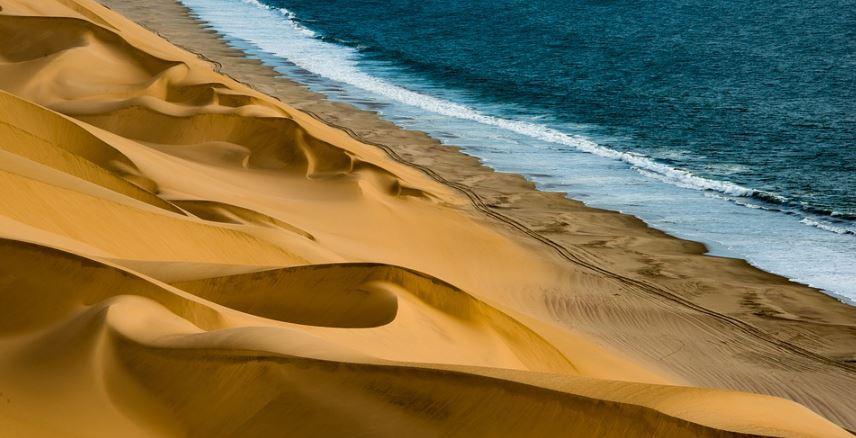 Partir en Namibie